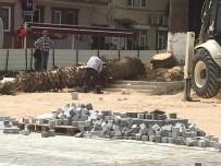 BENNUR KARABURUN - Mudanya'da Kesilen Ağaçlar Ortalığı Karıştırdı...