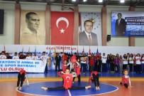 NEVŞEHİR BELEDİYESİ - Nevşehir'de 19 Mayıs Atatürk'ü Anma Gençlik Ve Spor Bayramı Kutlandı
