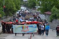 İSTIKLAL MARŞı - Osmanlı'nın Parmak İzi Safranbolu'da 19 Mayıs Coşkusu