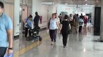 DOLULUK ORANI - Şehir Hastanesi 15 Ayda 3,4 Milyon Hasta Sayısına Ulaştı