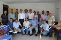 MUSTAFA ÖZTÜRK - Söke Muhtar Derneği'nde Mustafa Öztürk Yeniden Başkanlığa Seçildi