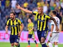 İSMAIL KÖYBAŞı - Spor Toto Süper Lig Açıklaması Fenerbahçe Açıklaması 2 - Atiker Konyaspor Açıklaması 0 (İlk Yarı)