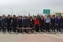 İLKÖĞRETİM OKULU - Şuhut'ta 19 Mayıs Coşkuyla Kutlandı