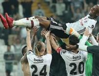 TALİSCA - Talisca Beşiktaş'a veda etti