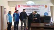 ÜSKÜP - TDV'den Makedonyalı İhtiyaç Sahiplerine Ramazan Yardımı
