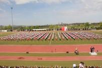 DANS GÖSTERİSİ - TED'den 19 Mayıs'ta 15 Bin Kişilik Dev Geçit Töreni