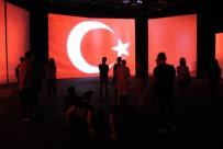 YABANCI ÖĞRENCİLER - Türk Tarihini Panaromik Müzede Öğrendiler