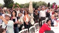 TÜRK HAVA KUVVETLERI - Türk Yıldızları Ve SOLOTÜRK'ten Samsun'da Gösteri Uçuşu