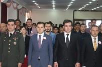 Tutak'ta 19 Mayıs Atatürk'ü Anma Gençlik Ve Spor Bayramı Törenle Kutlandı