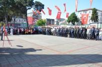 FOLKLOR GÖSTERİSİ - Ünye'de 19 Mayıs Coşkusu