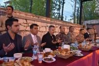 Vali Elban Polislerle İftar Yaptı
