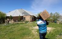 SOSYAL HİZMETLER - Van Büyükşehir Belediyesi 20 Bin Aileye Ramazan Kolisi Dağıtıyor