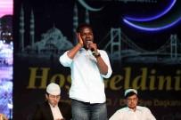YıLDıZ TEKNIK ÜNIVERSITESI - Yabancı Uyruklu Öğrenciler Bağcılarlılar'a Kur'an Ziyafeti Verdi