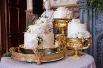 PRENS HARRY - Yılın Çiftinin Düğün Pastası Claire Ptak'dan