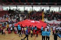 BOZOK ÜNIVERSITESI - Yozgat'ta 19 Mayıs Coşkuyla Kutlandı