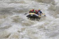 ZAP SUYU - Zap Suyunda Rafting Coşkusu Başlıyor