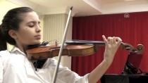 MÜZİK YARIŞMASI - 11 Yaşında Müzikteki Başarısıyla Adından Söz Ettiriyor