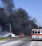 GEORGIA - ABD'deki Uçak Kazasında 2 Kişi Öldü
