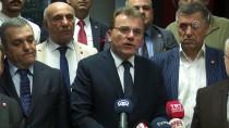 ADALET PARTİSİ - Adalet Partisi Genel Başkanı Öz Açıklaması 'Cumhurbaşkanı Adaylığı İçin 130 Bin Üyemiz Var'