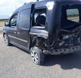 MEHMET USTA - Adana'da Trafik Kazası Açıklaması 3'Ü Ağır 7 Yaralı