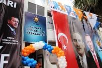 ANAVATAN PARTISI - AK Parti Efeler SKM Seçimin Startını Verdi