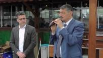 Akın Amasra'da MHP'nin Aday Adayını Tanıttı