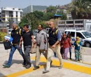 MURAT ÖZDEMIR - Alanya'da 1 Yıl Önce İşlenen Cinayette Yasak Aşk İddiası Açıklaması 3'Ü Kadın 5 Gözaltı