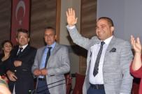 MEHMETÇİK VAKFI - Alaşehir Belediyesinin Yeni Başkanı Ali Uçak Oldu