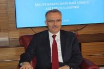 VERGİ ARTIŞI - Bakan Ağbal'dan Akaryakıtta ÖTV Açıklaması