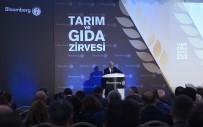 FAİZ İNDİRİMİ - Bakan Fakıbaba Açıklaması 'Gübre Desteğini KDV İndirimi Olarak Değil De Direkt Olarak Verseydik Daha İyi Olurdu'