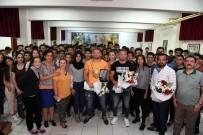 YAĞLI GÜREŞ - Balaban Kardeşler Başarılarının Sırrını Öğrencilerle Paylaştı