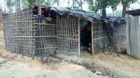 TAHAMMÜL - Bangladeş'teki Yağmurlar Rohingya Müslümanlarına Hayati Tehdit Oluşturuyor