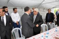BOZOK ÜNIVERSITESI - Başbakan Yardımcısı Bozdağ, Yozgat'ta Cenaze Törenine Katıldı