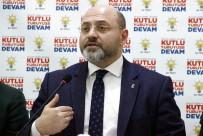 TRAFİK CEZALARI - Başkan Ali Çetinbaş Açıklaması Onlar Konuşur, AK Parti Yapar