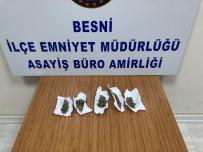 YENIKENT - Besni'de Satışa Hazır Uyuşturucu Ele Geçirildi