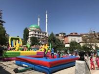 Büyükorhan'da Çocuk Şenliğine Büyük İlgi