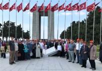 ÇANAKKALE DENİZ ZAFERİ - Çan Belediyesi Geleneksel Şehitlik Ziyaretleri Tamamlandı