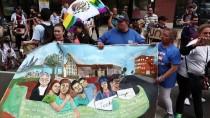 CHICAGO - Chicago'da 1 Mayıs Yürüyüşü