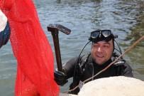 AKÇALı - Deniz Dibi Temizlik Çalışmaları Gölköy'de Devam Etti