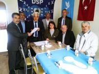 MUSTAFA UYSAL - DSP Alaplı İlçe Yönetimi Mazbata Aldı