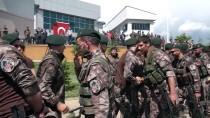 Dualarla Afrin'e Uğurlanan PÖH'ler Birliklerine Döndü