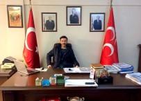 Dursunbey MHP İlçe Başkanı Değişti