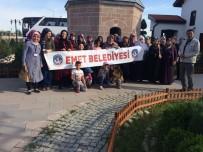 MUSTAFA KOCA - Emet Belediyesi'den Konya Kültür Gezisi
