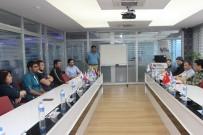 TEKNOPARK - Erciyes Teknopark'ta Speed Networking Etkinliği Düzenlendi