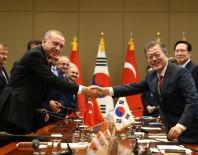 ENERJİ BAKANLIĞI - Erdoğan, Moon ile ikili görüşme gerçekleştirdi