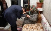 MİTHAT PAŞA - Fadıloğlu'nun Ziyaretiyle Moral Buldu