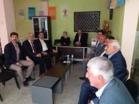 AHMET ÖZTÜRK - Gaffari İzci İlçe Teşkilatlarını Dolaşıyor