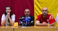 NESLIHAN DEMIR - Galatasaray, Final-Four Öncesi Basınla Buluştu