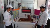 Gercüş'te TÜBİTAK 4006 Bilim Fuarı Açıldı