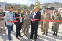 HAKKARİ VALİSİ - Hakkari'de 'Yöresel Ürünler Fuarı' Açıldı